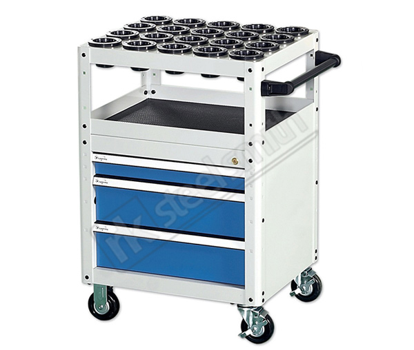 CNC Tool Trolley Exporter, CNC Tool Trolley India