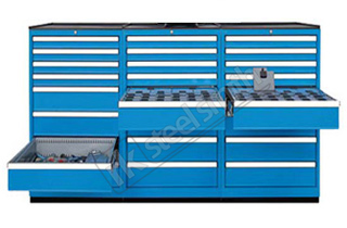 Industrial Storage Cabinet, CNC Tool Cabinet Supplier, India